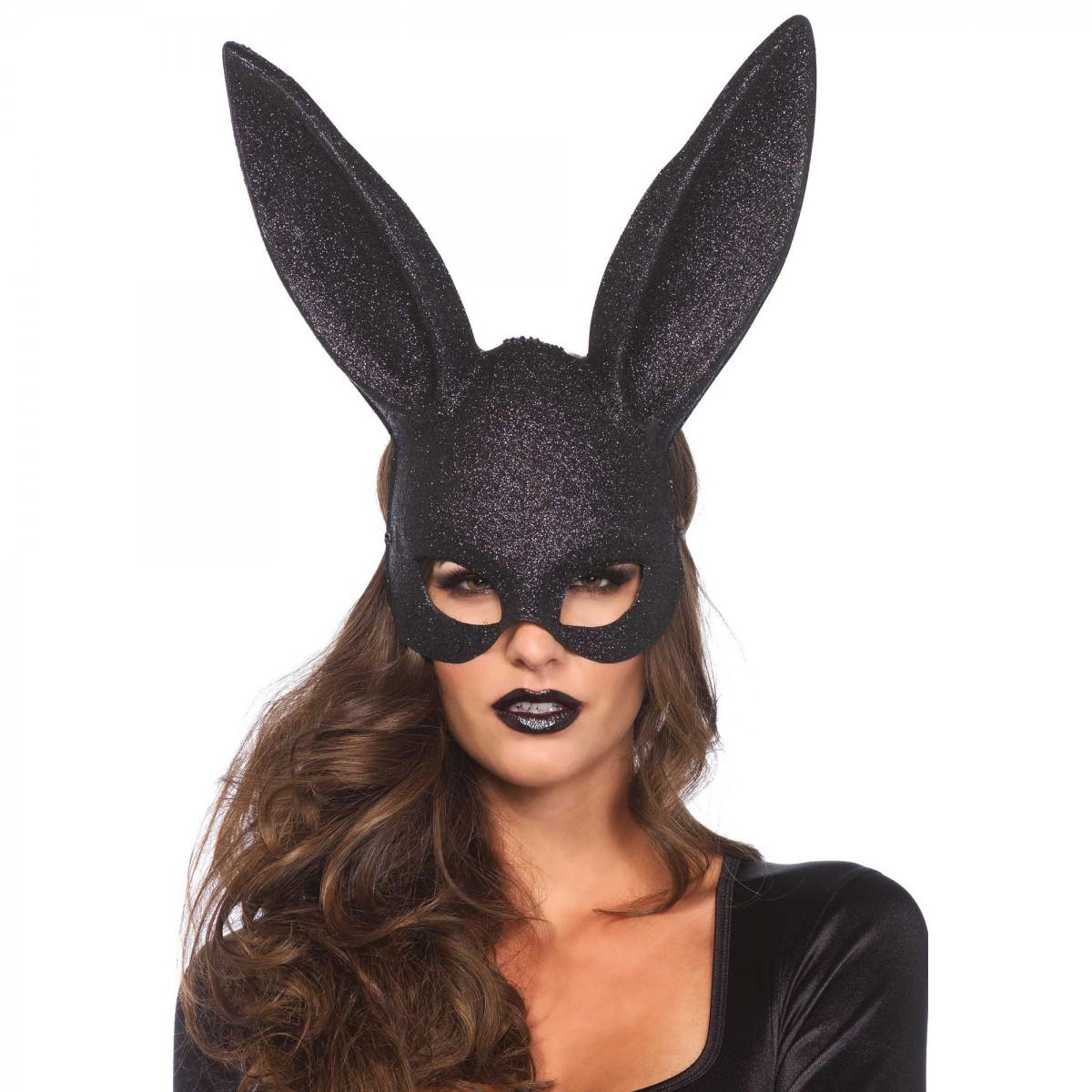 Maska Zeko Crna – Šljokice